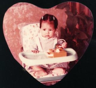 Little Girl TATUM