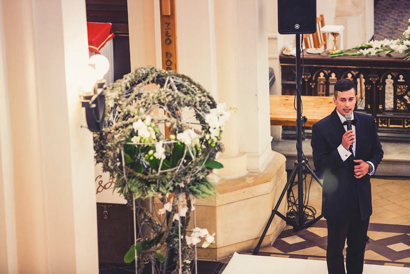 Przygotowania oraz Ceremonia Slubna Klaudii i Lukasza