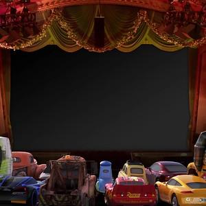 El Capitan Theatre - Cars 3