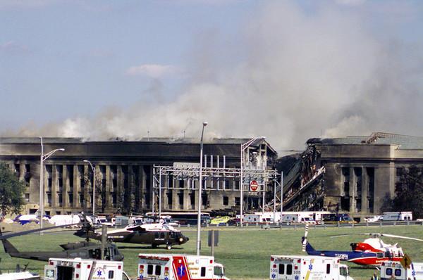 Pentagon - 11-Sept-2001 to 14-Sept-2001