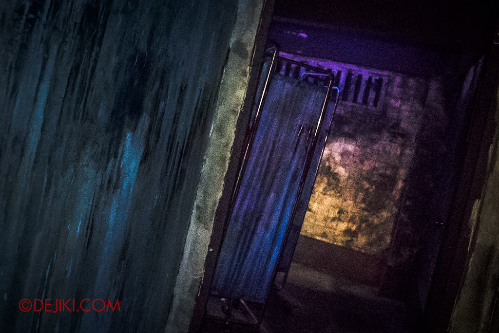 Halloween Horror Nights 6 - Old Changi Hospital / The Operation Theater