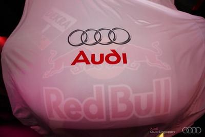 2009  Audi S4 Launch