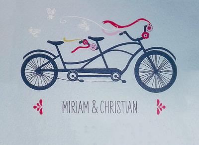 Hochzeit Miriam und Christian