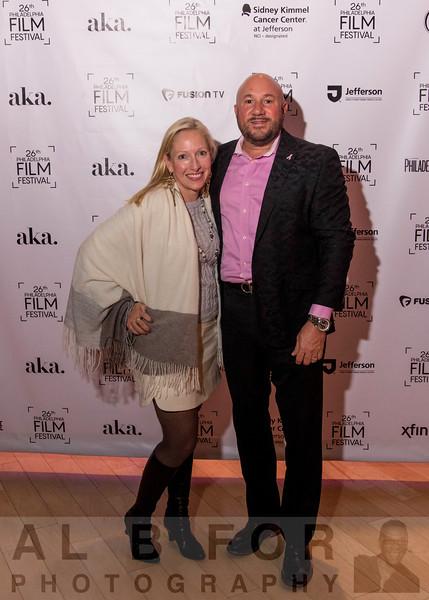 Oct 27, 2017 Film Festival's closing night party