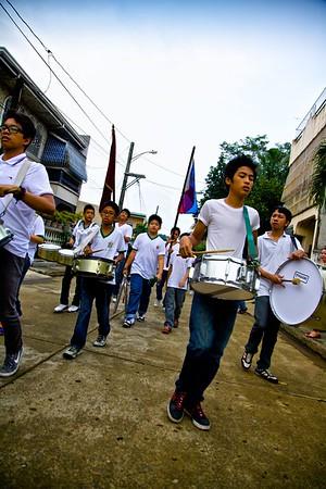 Scouting & UN Day Parade 2013-2014
