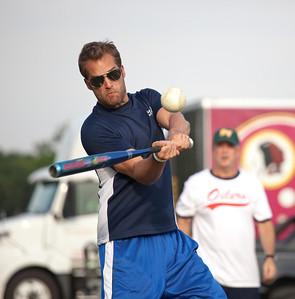 Softball on the Mall 7-15-09