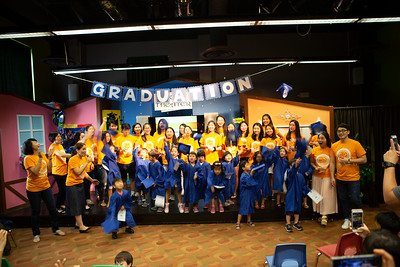 Toddlertown Graduation 2018