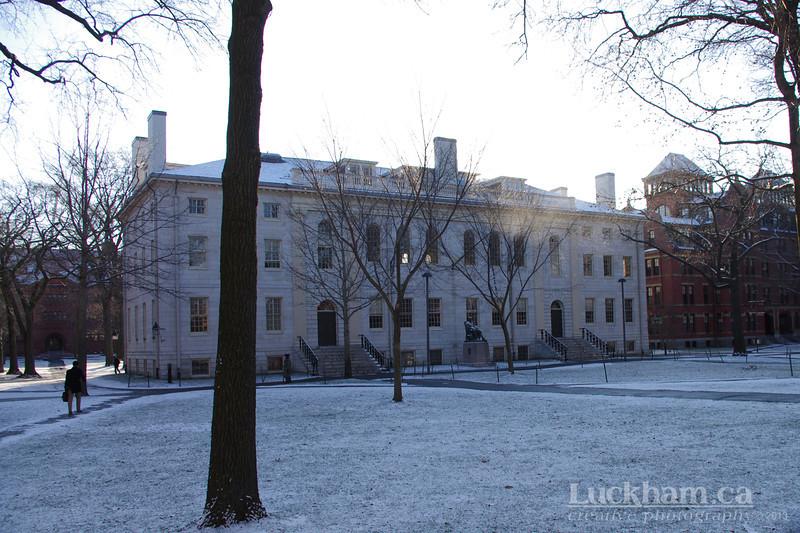 University Hall, Harvard Yard - Harvard University