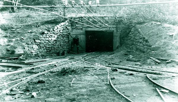 Mine #6 Entrance - Vintondale, PA