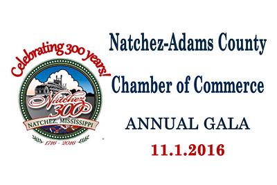 2016-11-01 Natchez-Adams Chamber Annual Gala