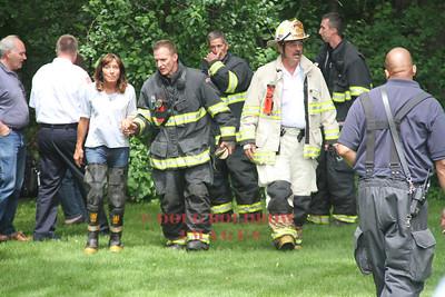 Burlington, MA - Plane Crash, Middlesex Turnpike, 6-11-14