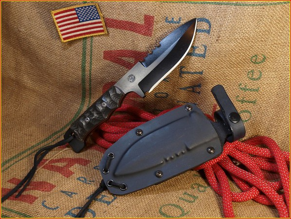 Relentless Knives M1 Commander 3RA86264GA839521F complete