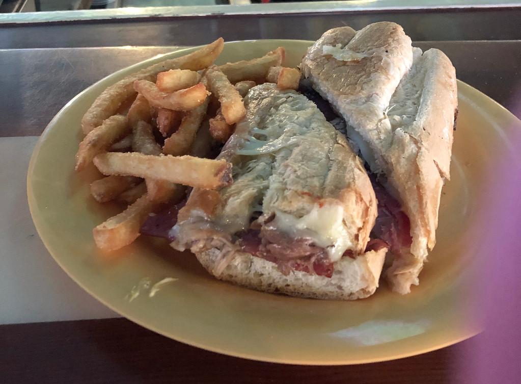 Cuban Sandwich, Toasted Monket, St. Pete