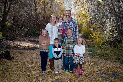 Amanda Yeates family