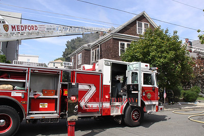 Malden, MA - 2nd Alarm, 54 Boylston Street, 9-26-11