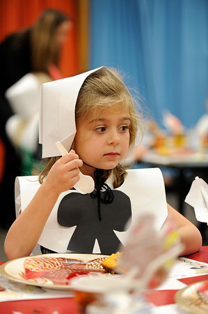 2012 St. Joseph School Thanksgiving