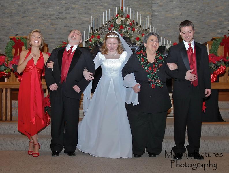 Rorie & Tyler - December, 2006
