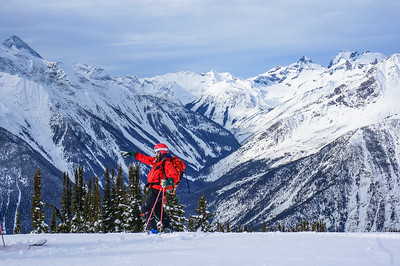 Great Canadian Heli Skiing