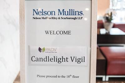 PADV :: Candlelight Vigil Fall 2015