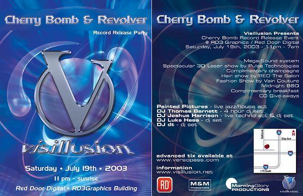 Visillution - Thomas Barnett Record Release Event