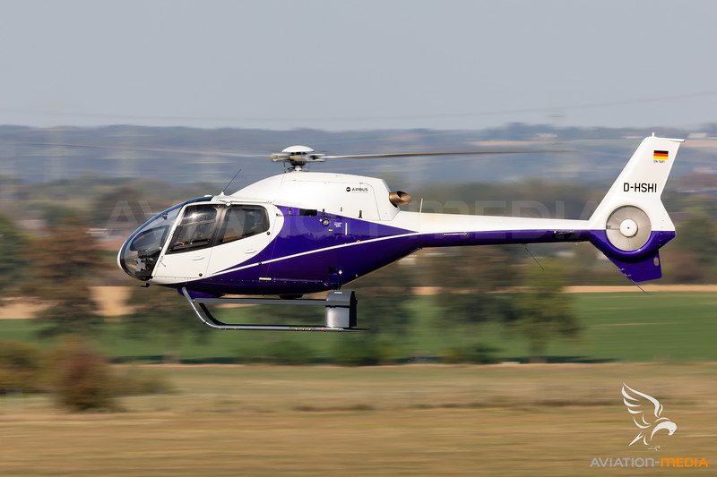 Germany - Bundespolizei | Airbus Helicopters H120 | D-HSHI