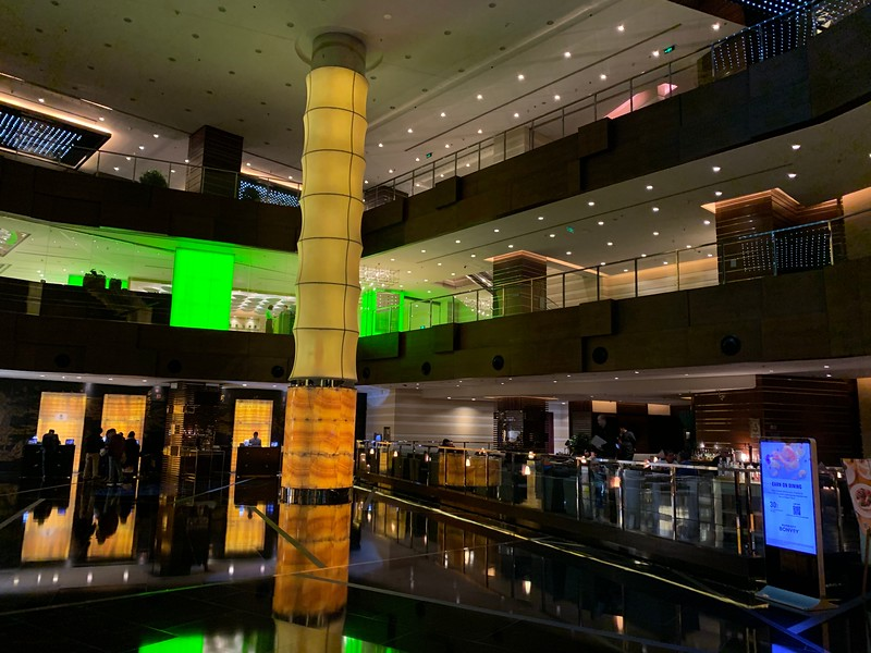 Westin Beijing Chaoyang Lobby