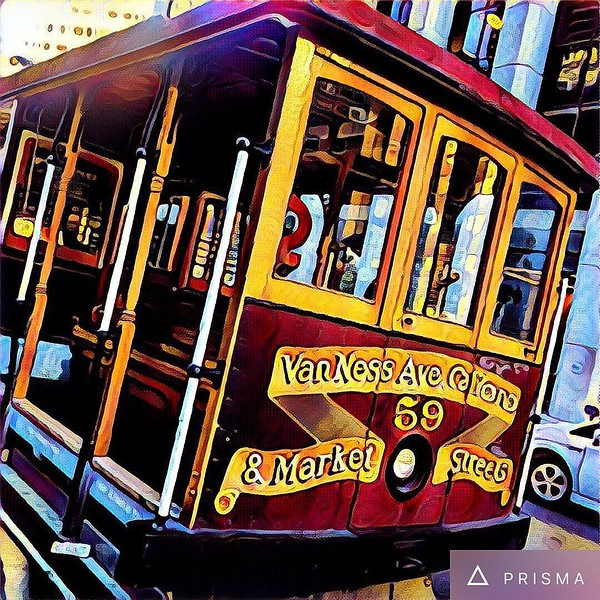 More @prismaapp beauty in #sanfrancisco