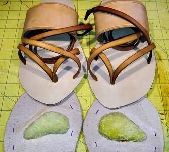 Nancy's Ortho sandals
