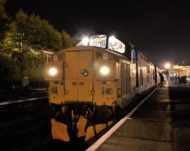 East Lancashire Railway Diesel Gala. 28/09/13