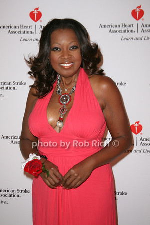 Star Jones attends the American Heart Associations 15th. Annual Heart of the Hamptons Ball at the Hayground School  (June 25,2011)