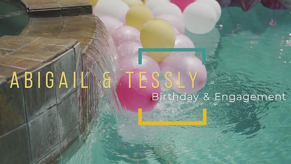 Abigail & Tessly - Proposal Video
