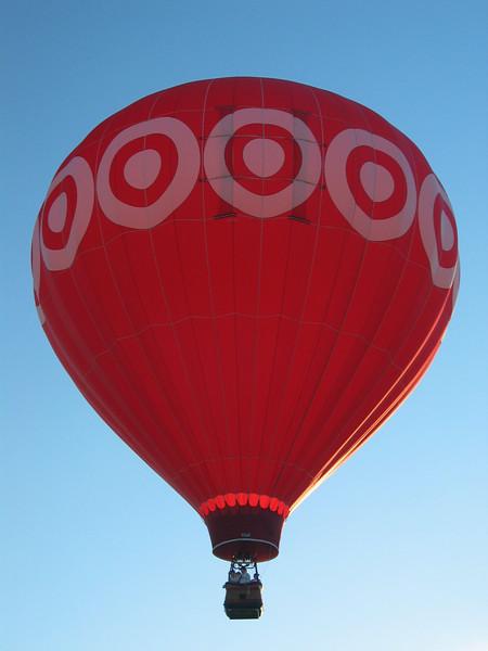 Bullseye Balloon (Target)