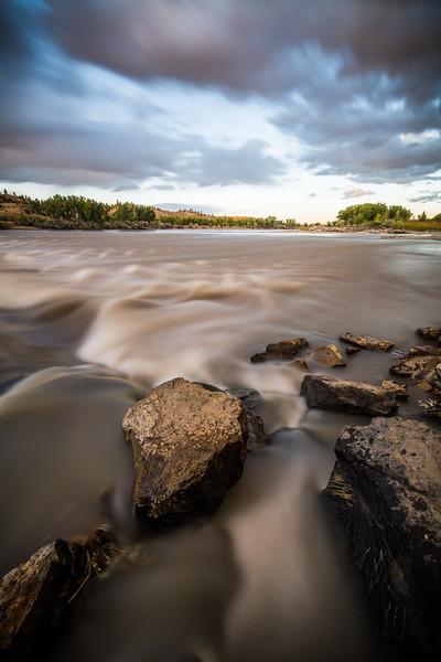 Yellowstone River Forsyth