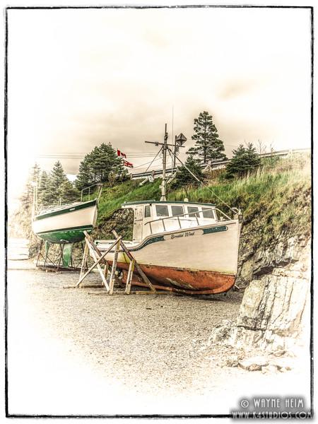 Dry Dock     Photography by Wayne Heim
