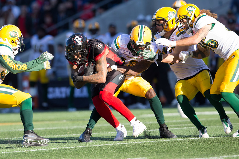 CFL 2018: Eskimos vs Redblacks  SEP 22