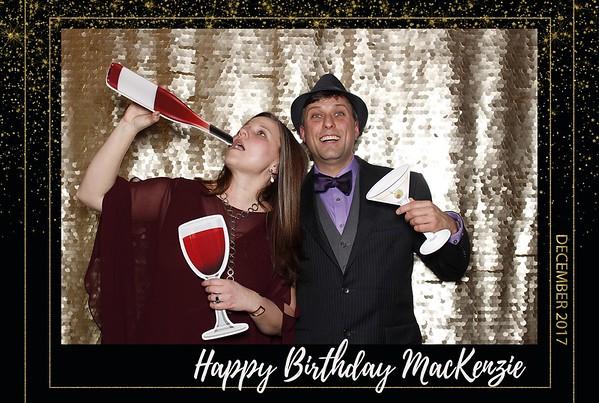 MacKenzie's Birthday