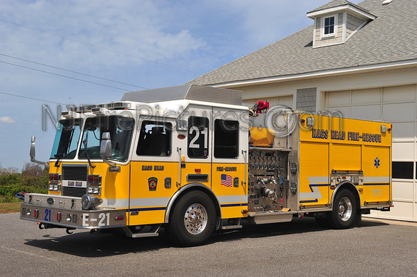 OUTER BANKS NORTH CAROLINA FIRE APPARATUS
