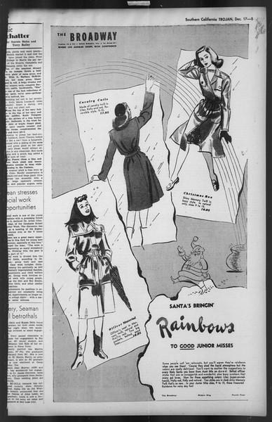 The Trojan, Vol. 35, No. 63, December 17, 1943