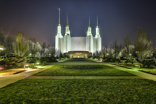 Washington DC LDS Temple