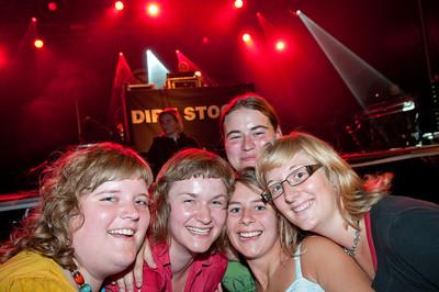 DJ Dirk Stoops Sfeerbeelden Pier en Pol
