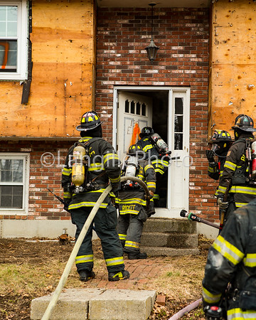 Plainville Practice Burn March 2016