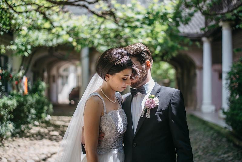 Dariana si Radu - Fotografie de nunta la Hotel Hilton Sibiu