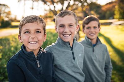 Barr Family 2018