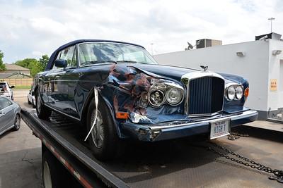 Bentley Collision