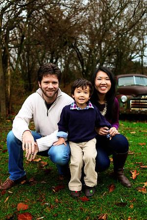 Baker Family 2013