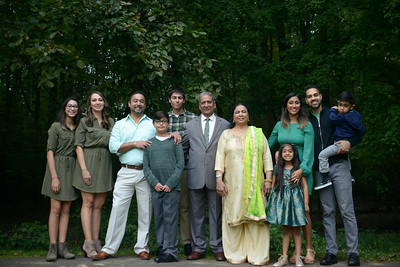 Gupta Family Fall 2018