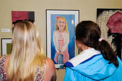 Juried Student Art Exhibit