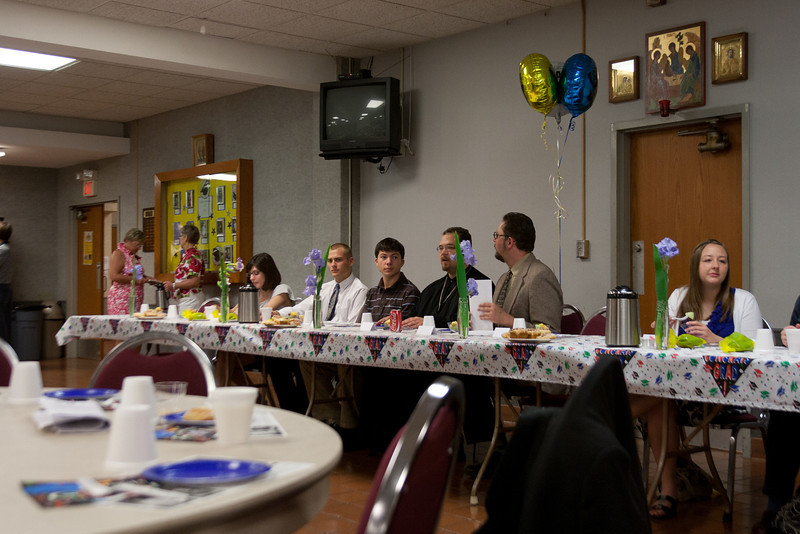 Graduation Breakfast 2011