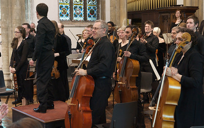Birmingham Philharmonic at St Peters, Sudbury