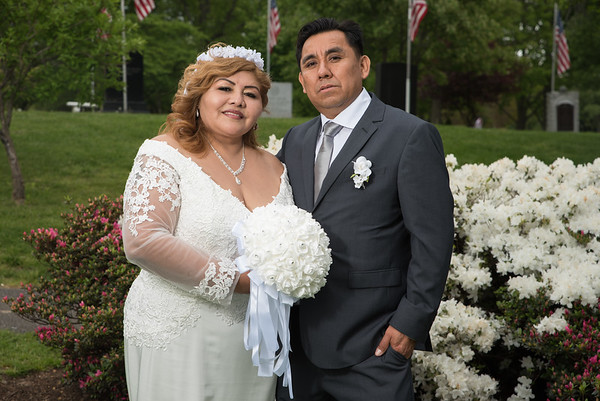 Claudia & David's Wedding